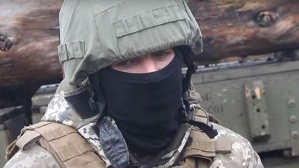 Как украинские морпехи защищают Приазовье