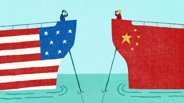США – Китай
