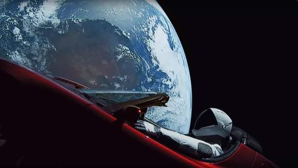 Ілон Маск опублікував вражаюче відео запуску ракети Falcon Heavy
