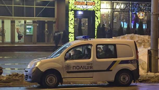 В L'Kafa в Києві трапилася масова бійка