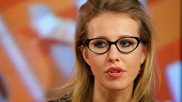 """Собчак ответила Климкину на обвинения в """"политической шизофрении"""""""