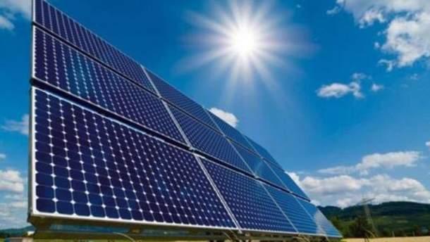 ЕБРР выделил Украине 25,9 млн евро на строительство солнечных электростанций