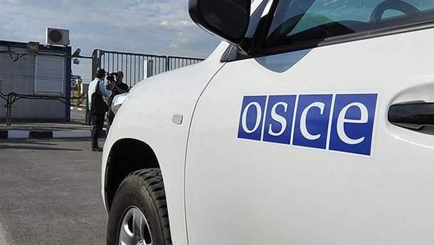 В ОБСЕ заявили, что мониторят ситуацию в Ужгороде из Ивано-Франковска
