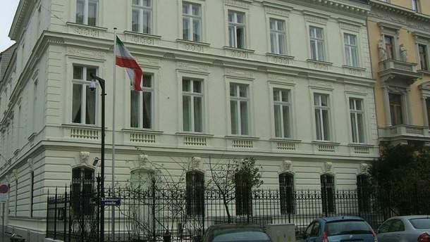 Посольство Ірану в Австрії