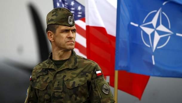 Россия превосходит войска НАТО на границах