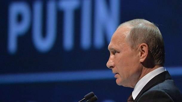 Путін хоче відвідати Крим