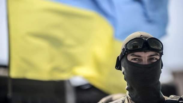 В Украине появилась монета в честь украинских добровольцев