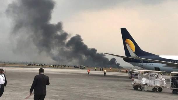 Авіакатастрофа у Непалі