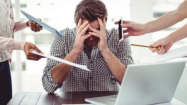 4 способи, як знизити рівень стресу на роботі
