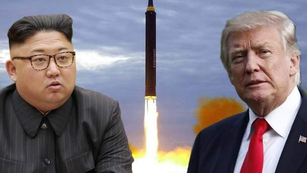 Екперти пояснили, що означатиме зустріч Кім Чен Ина і Дональда Трампа