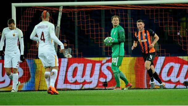Рома – Шахтер: анонс матча 1/8 Лиги чемпионов