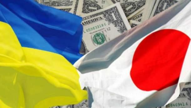 Япония выделит Украине 500 тысяч долларов для реализации семи проектов