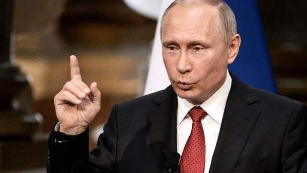 Путін залишається кадебешніком