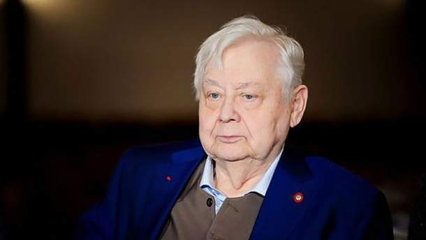 Олег Табаков умер