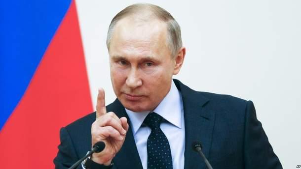 Путін не втихомириться навіть під час ЧС-2018 з футболу