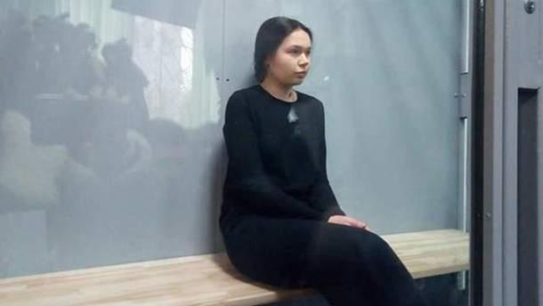 Зайцева розповіла, що робила у день смертельної аварії