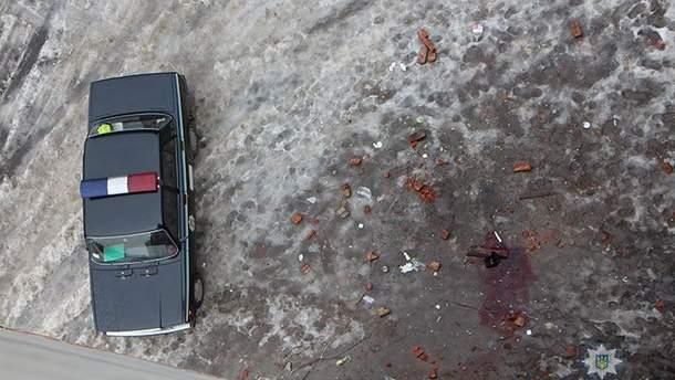В Тернополе молодой парень выпал из 6 этажа и разбился насмерть