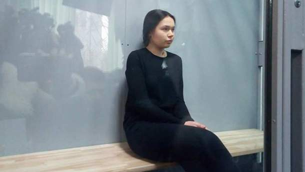 Зайцева рассказала, что делала в день смертельной аварии