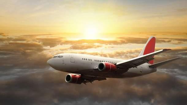 Российские авиакомпании оштрафованы Украиной