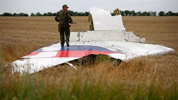 Розслідування справи збитого літака Boeing 777 над Донбасом
