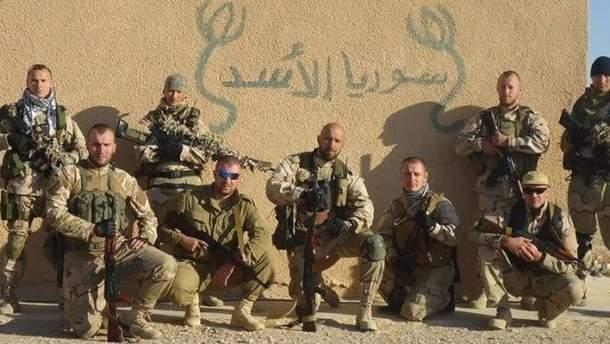 """За что наемники """"Вагнера"""" воюют в Сирии?"""