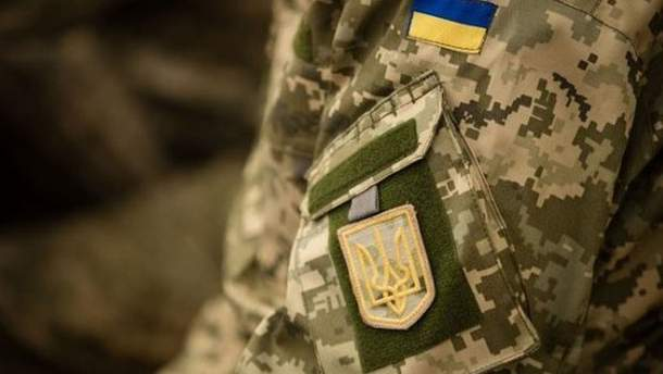 В Киеве нашли мертвого военнослужащего