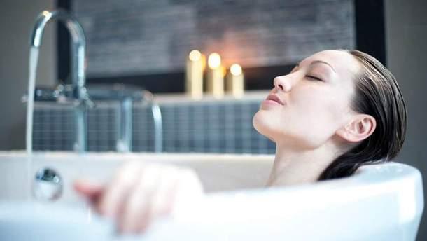 Прийняття ванни