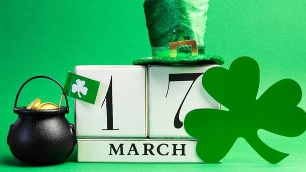 День Святого Патрика 2018 у Ірландії, Україні та світі: дата, традиції і символи