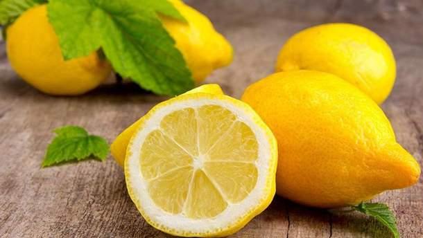 Лимоны: способы использования
