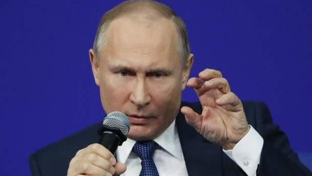 Путін продовжить розхитувати світ