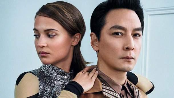 Викандер и Дэниэл Ву для Vogue China