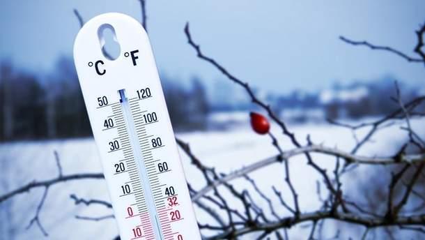 Похолодання в Україні