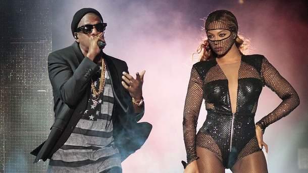 Jay-Z і Бейонсе
