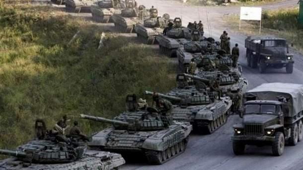 Росія готується до наступу