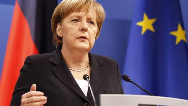 Меркель поддержала требования Лондона к Москве из-за отравления Скрипаля