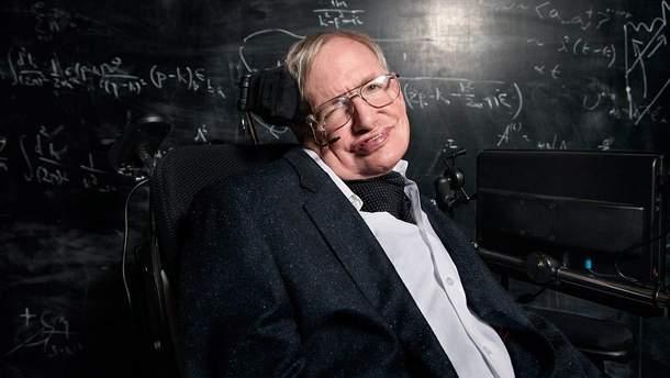 Умер выдающийся физик Стивен Хокинг