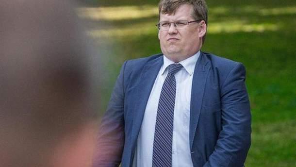 Розенко зізнався, що схуд