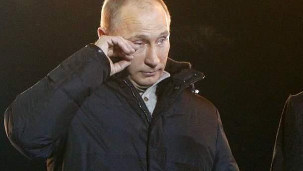 Путина в Дагестане затролилы местные школьники