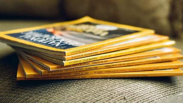 Скандал в National Geographic