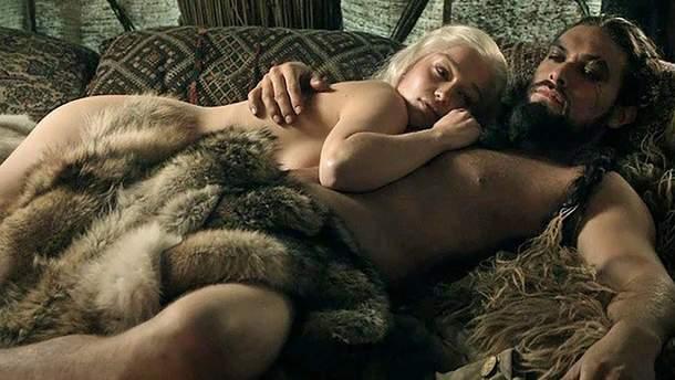 20 серіалів, в яких багато сексу: 18+