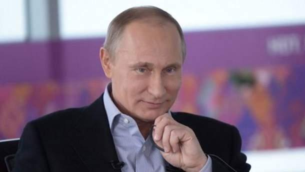 У Кремлі розповіли про візит Путіна до окупованого Криму