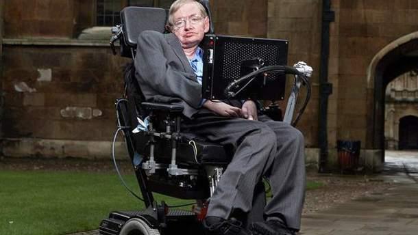 Умер Стивен Хокинг: Кембриджский университет посвятил видео ученому