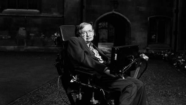Умер Стивен Хокинг: фото из жизни