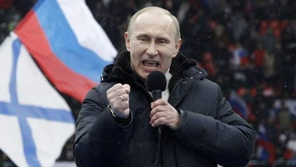Путин готовит дерзкий выпад против ЕС в Крыму