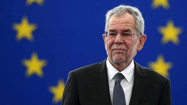 """Австрия не признает """"выборы"""" в оккупированном Крыму"""