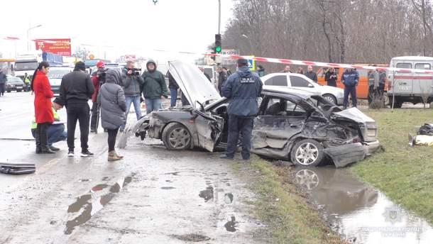 В ДТП на Буковине погибли четыре пожилых женщин