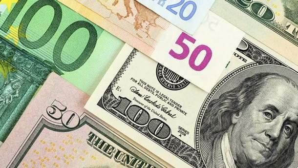 Курс валют НБУ на 15 марта