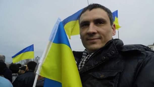 Крымчанин Игорь Мовенко