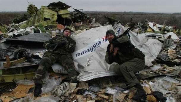 Катастрофа  Boeing 777