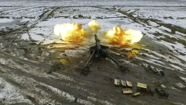 В Украине протестировали сверхмощные снаряды